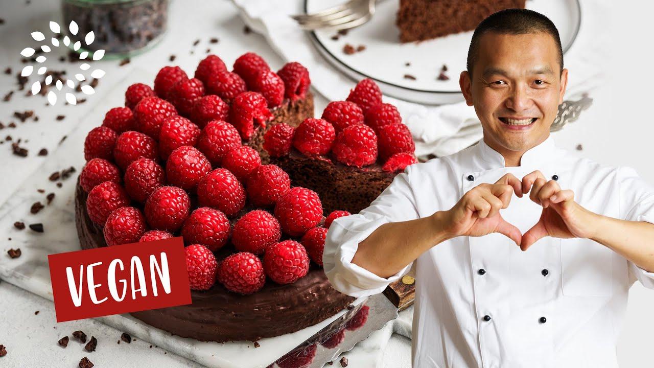 Schokoladenkuchen Vegan Und Glutenfrei Youtube