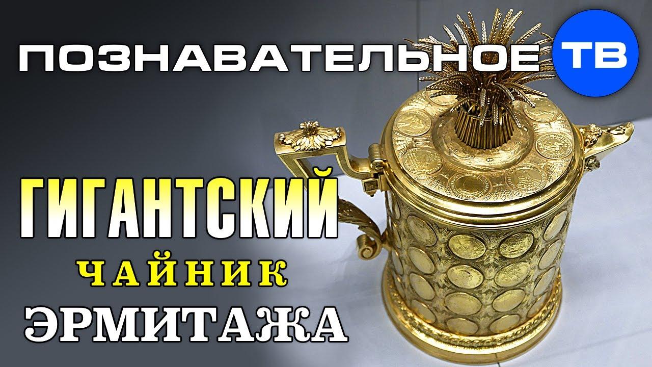 Картинки по запросу Неудобная история: Гигантский чайник Эрмитажа (Познавательное ТВ, Артём Войтенков)