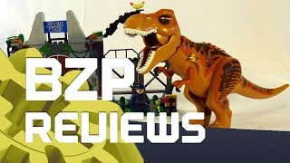 Set Review: 10758 T-Rex Breakout (Jurassic World)