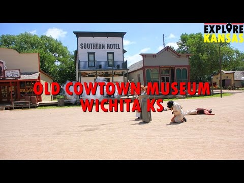 Old Cowtown Museum - an Unique Museum in Wichita KS [Explore Kansas]