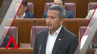 Singapore-Malaysia maritime dispute: Ministerial statement