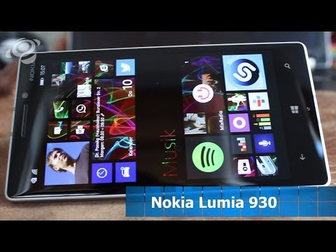 Nokia Lumia 930 im Test [HD] Deutsch