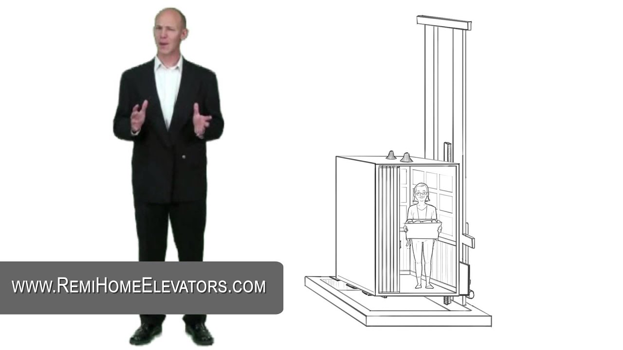 Hydraulic Home Elevator Installation Remi Systems