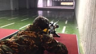 Стрельба из СВД и Автомата Калашникова. Школа разведчика.