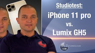iPhone11pro vs. Lumix GH5