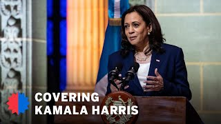 InGuatemala, Harris tells would-be migrants to U.S., 'You will be turned back'