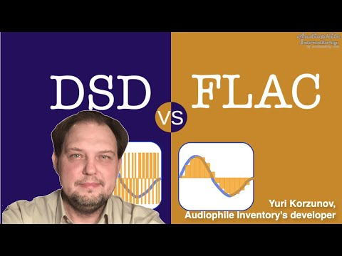 DSD vs FLAC [Watch Definitive Guide to End]