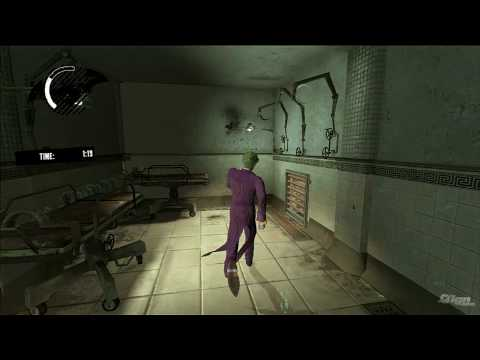 Batman: Arkham Asylum - Silent But Funny