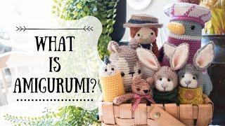 What is Amigurumi?
