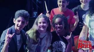 Slash Surprises the Band Members at Rehearsal | SCHOOL OF ROCK: The Musical