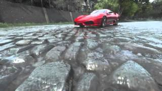 DRIVECLUB graphics showcase