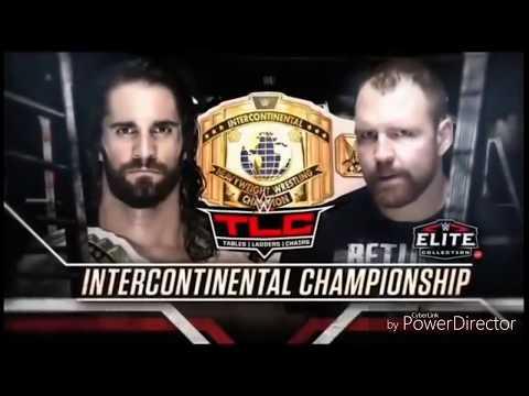 Seth Rollins vs