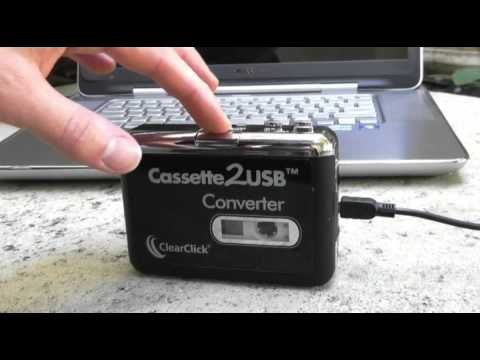 Cassette Tape To MP3 Converter Software