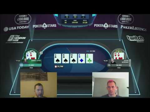 Replay: GPL Week 13 - Eurasia Heads-Up - Justin Bonomo vs. Jungleman - W13M159
