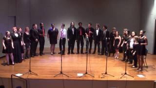 IUS Acapella Club Recital - 4/14/15