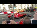 Formula 1 (F1) London Live - All the cars