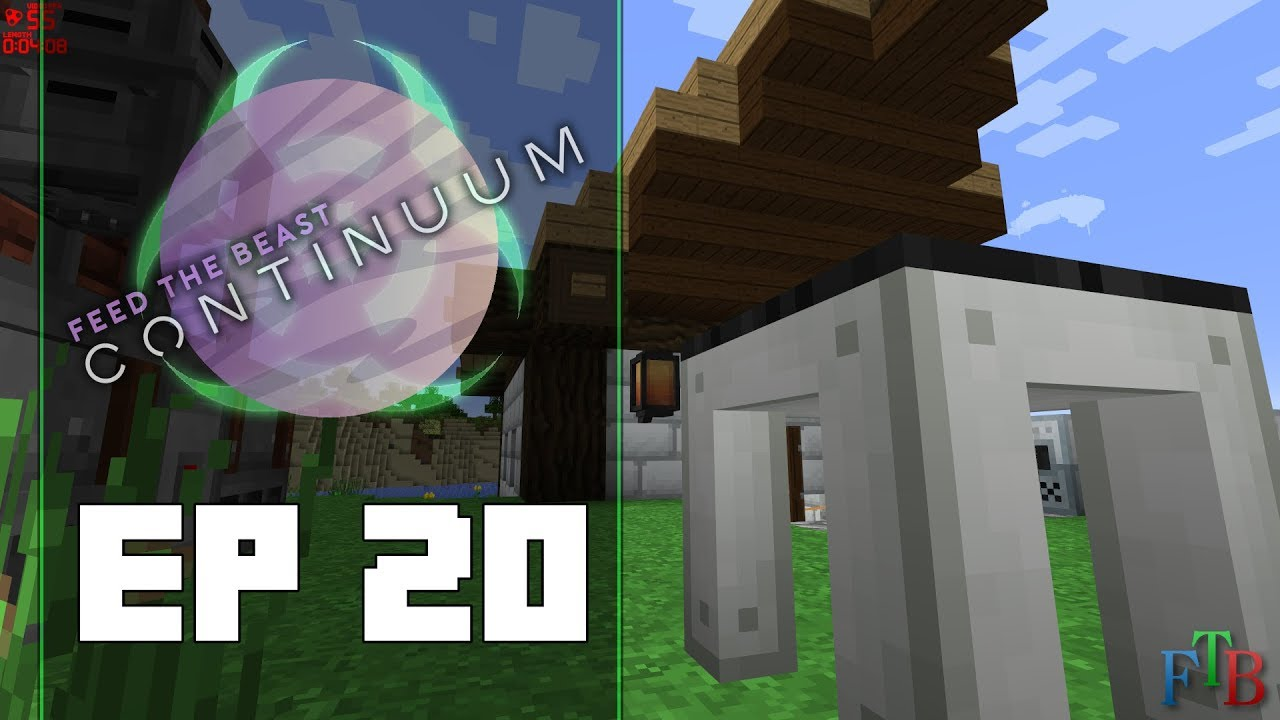 FTB Continuum Ep 20 | Forging Ahead | Dolinmyster Plays FTB Continuum MC  1 12