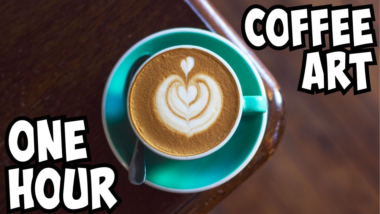 disruptpress_efiOne Hour of Coffee Art