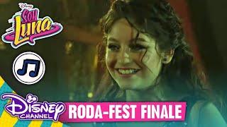 SOY LUNA - Die Auftritte vom Roda-Fest! | Disney Channel