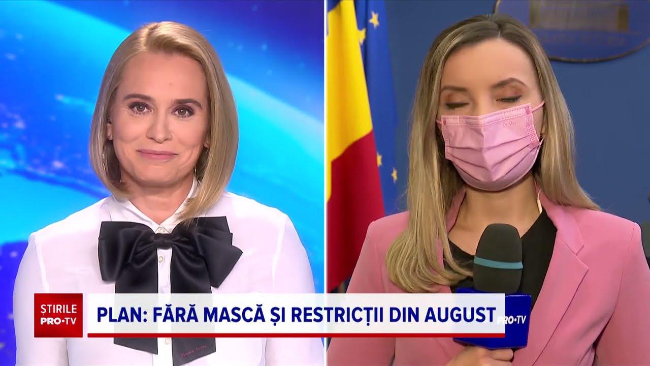 Știrile PRO TV - 28 aprilie 2021