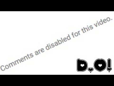 Doodle On... Disabling Comments - Doodle On... Disabling Comments