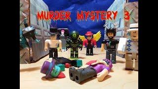 Murder Mystery 3 / A short ROBLOX stop motion