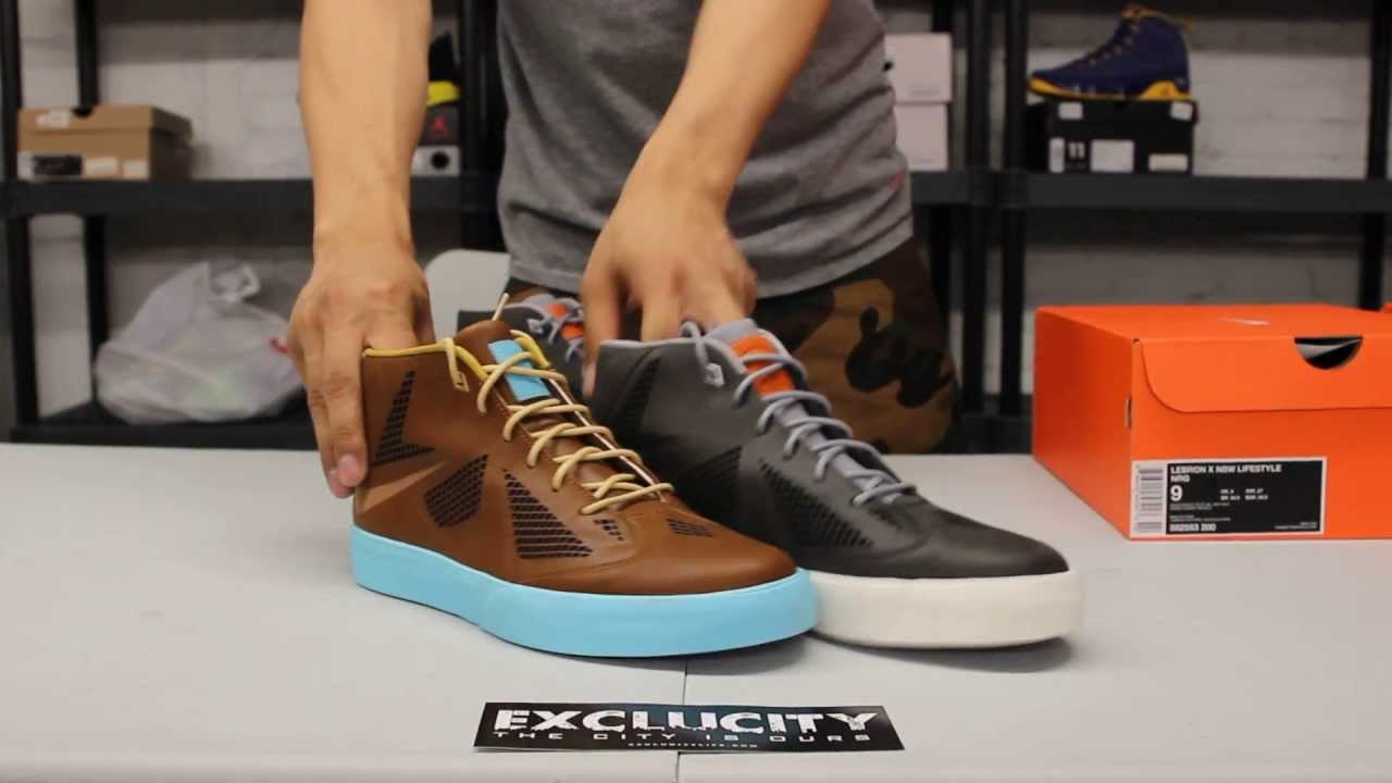 the best attitude f9995 4be74 Lebron X NSW Lifestyle NRG
