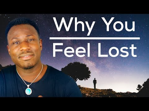 10 Reasons Why People Feel Lost in Life