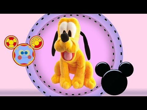 Bingo The Dog Song with Mickey Mouse and Pluto