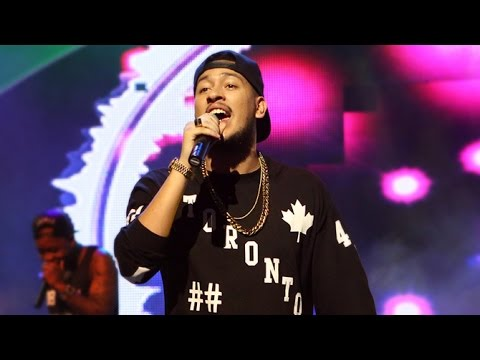 AKA performs 'Congratulate' on SA's Got Talent 2014
