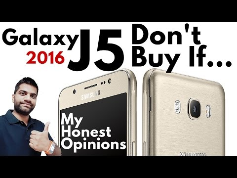 Samsung Galaxy J5 2016 | Don