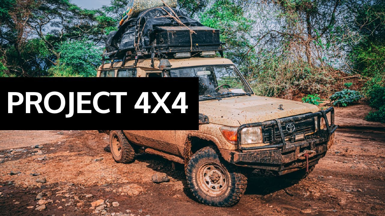 The GFI - 4x4 Project 2019 ($40,000)