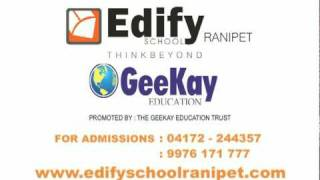 Edify School Ranipet