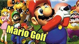 Checking Out: Mario Golf 64 with Crendor
