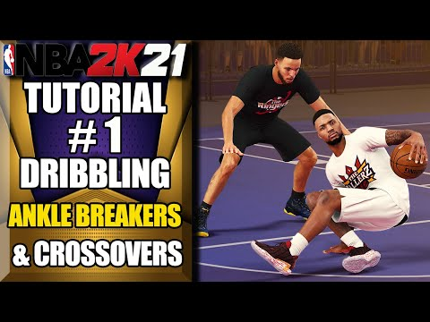 NBA 2K21 Ultimate Dribbling Tutorial - How To Do Ankle Breakers & Killer Crossovers by ShakeDown2012