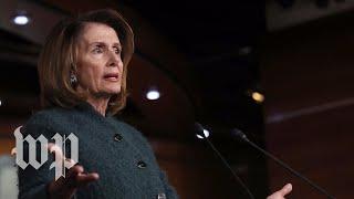 Pelosi and religious leaders speak about DACA