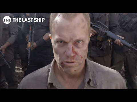 The Last Ship: Adam Baldwin What it's like to be Slattery  Behind the CurtainTNT