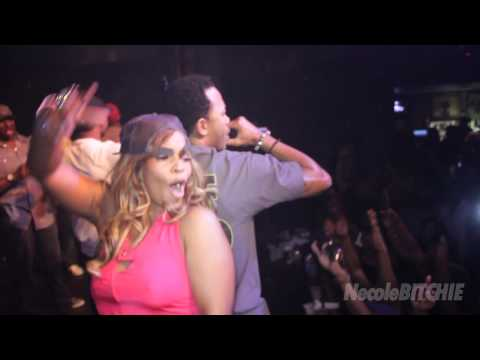 Free, Terrence J, Lamman Rucker & Necole Bitchie @ The House Of Blues New Orleans