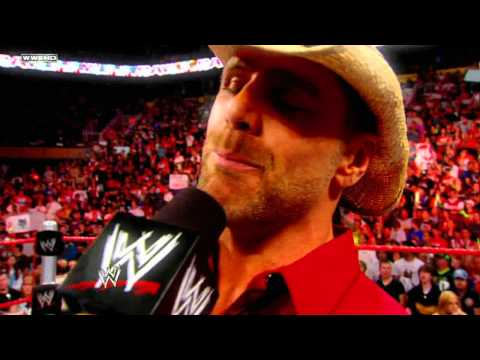 DVD Preview: Raw: The Best of 2010 - Shawn Michaels says