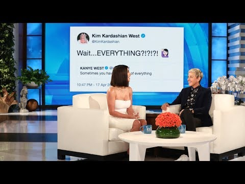Kim Kardashian on Kanye West's Return to Twitter