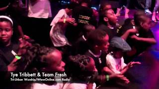 Tye Tribbett & Team Fresh-Still Have Joy/ CRAZEE Praisebreak