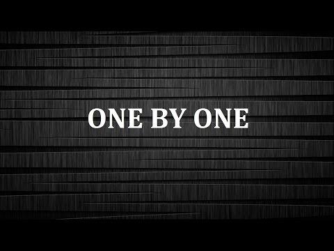 Sticky Fingers - One By One Lyrics