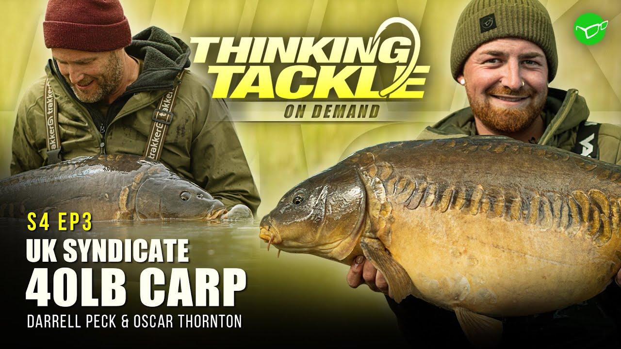 Download Korda Thinking Tackle OD 4 EP3: Darrell Peck & Oscar Thornton | Carp Fishing 2021