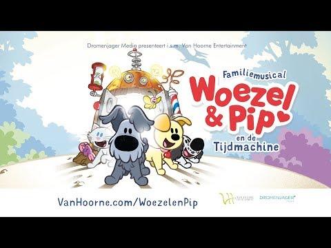 Woezel & Pip En de Tijdmachine (2+)