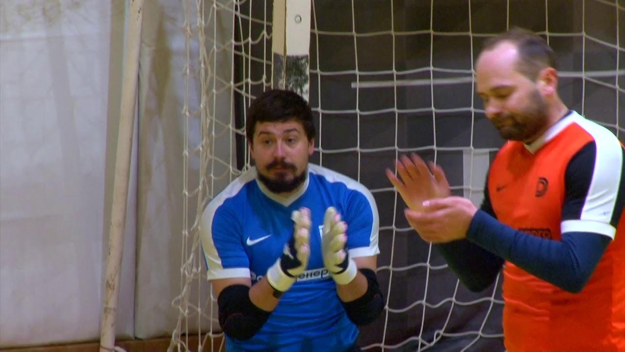Огляд матчу І Донбасенерго 4-0 STAR