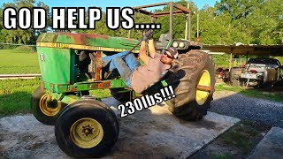 Download Trying To Break Loose Our Froze Up John Deere 4040 Mp3 and Videos