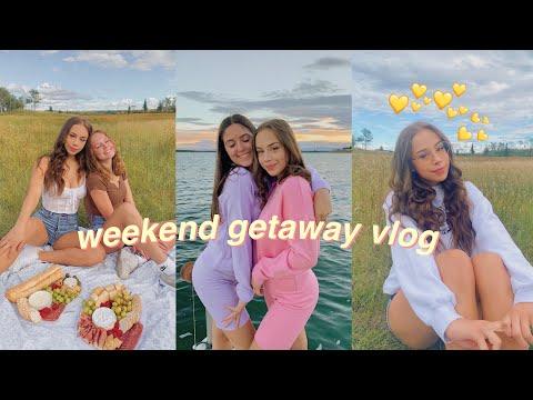 weekend getaway with