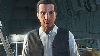 "Fallout 4 - ""Dino"" Triggerman Vault 114 ""Unlikely Valentine"" Mission Boss Fight Speech Bobblehead"