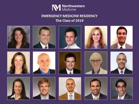 Welcome NUEM Class of 2019!
