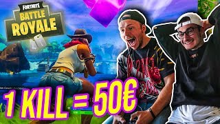 50€ PRO KILL FORTNITE CHALLENGE!! 🤑 (Season 6)